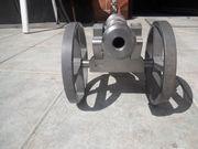 Kanone aus Metall Deko nicht