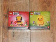 Lego BrickHeadz 40350 40270 NEU