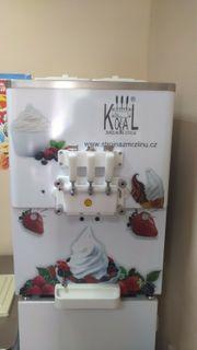 Hochwertige Softeismaschine Eismaschine 3 Zapfer