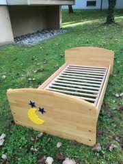 Verschenke Kinderbett Babybett