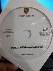 original Porsche Navi DVD