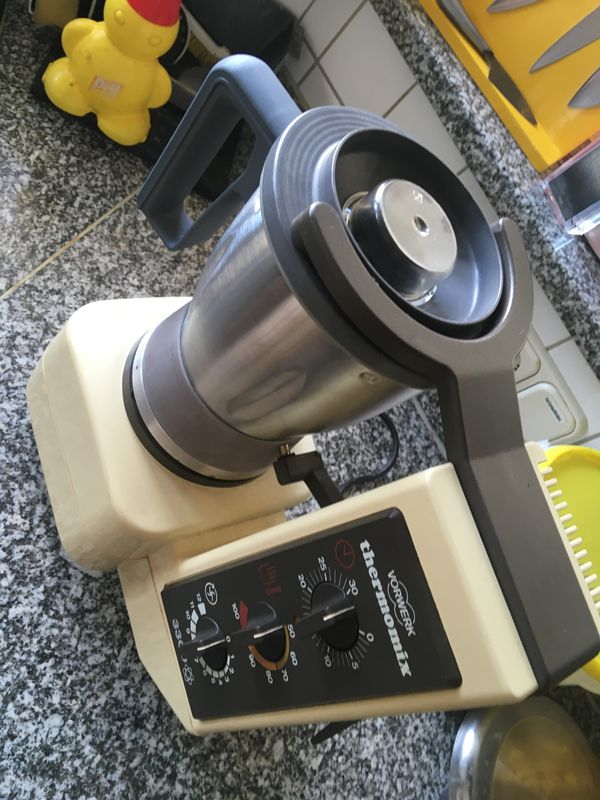Vorwerk TM 3300 Küchenmaschine Mixer