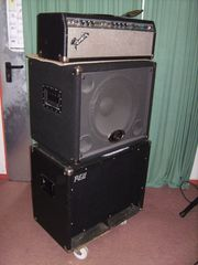 Ampeg BSE 115T Bassbox