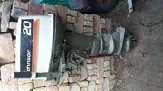 Bootsmotor Johnson 20ps