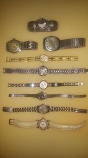 Uhren set