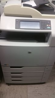 5 X HP Color Laserjet