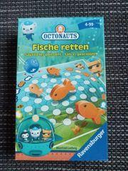 Octonauten Fische retten Spiel Octonauts