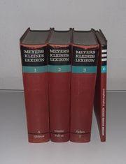 Meyers Kleines Lexikon in drei