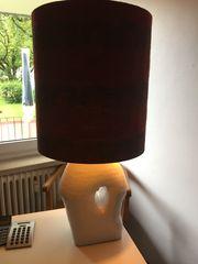 Tisch - Standlampe aus den 70