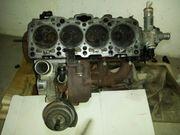 Zylinderkopf mit Turbolader für Skoda