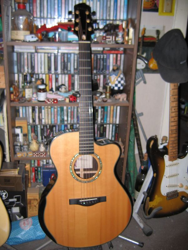 KATHY WINGERT F-Model CUTaway Acoustic