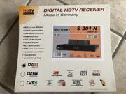 Digital HDTV SAT- Receiver VISTRON