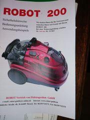 Robot 200 - Nass und Trockensauger