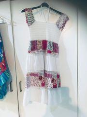 Mädchen Sommerkleid Größe 7 8