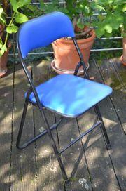 Stuhl Klappstuhl einzeln praktisch schönes