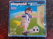 Playmobil 4718 - Fußballspieler Griechenland