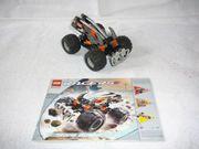 8468 Lego Technik Stone Buster