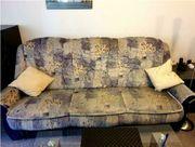 Wohnzimmercouch mit Schlaffunktion Couch und
