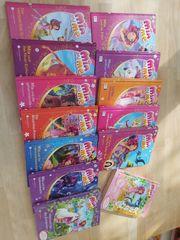 MIA AND ME gesammelte Kinderbücher