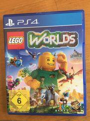 PS4 Spiel LEGO Worlds