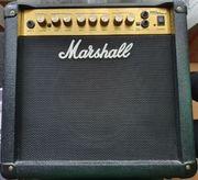 Marshall MG 15 DFX Gitarrencombo