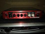 Bass Verstärker tc electronic