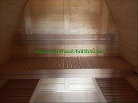 Fasssauna Saunafass Aussensauna Gartensauna Saunapod: Kleinanzeigen aus Dahlwitz-Hoppegarten - Rubrik Sonstiges für den Garten, Balkon, Terrasse