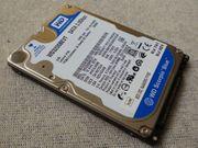 Festplatte Western Digital Scorpio Blue