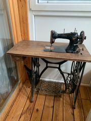 Antike Naehmaschine Sammlungen Seltenes Günstig Kaufen
