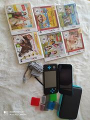 Nintendo 2DS XL mit Tasche
