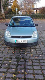 Ford Fiesta sauber und technisch