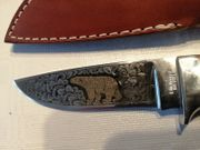 Jagdmesser-Herbertz-mit toller Gravur