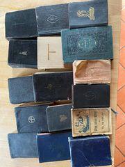 Alte Gesang- und Gebetsbücher Konvolut