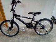 BMX Fahrrad Osteraktion