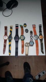 swatch Uhren