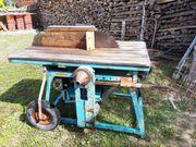 Kreissäge für Brennholz