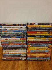 SCHNÄPPCHEN 40 Kinder DVDs