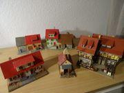 Häuser für HO-Anlage