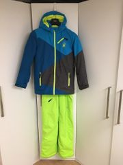 Spyder Kombination Ski Jacke und