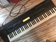 Quadrasynth plus Piano