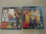 PS3-Spiele The Last of Us