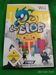 Wii Spiel de Blob
