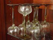 11 Sherry-Gläser