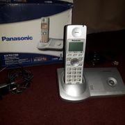 Panasonic Schnurlos Telefon