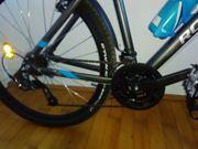 Unbenutztes Trekking MTB Fahrrad