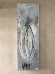 schönes Gemälde Knospe