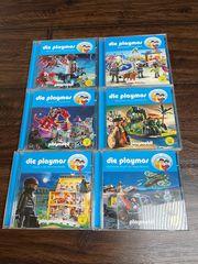 6x Die Playmos CD