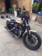 2014 Harley-Davidson 883 Iron