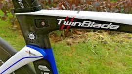 Mountain-Bikes, BMX-Räder, Rennräder - Wilier Twinblade - DuraAce Di2 - TT