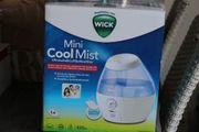 Mini Cool Mist Ultraschall-Luftbefeuchter von